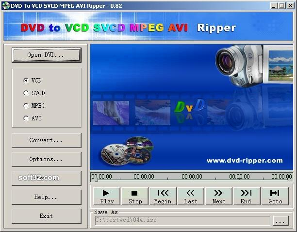 Flash DVD Ripper Screenshot 2