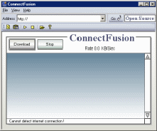 ConnectFusion Screenshot 1