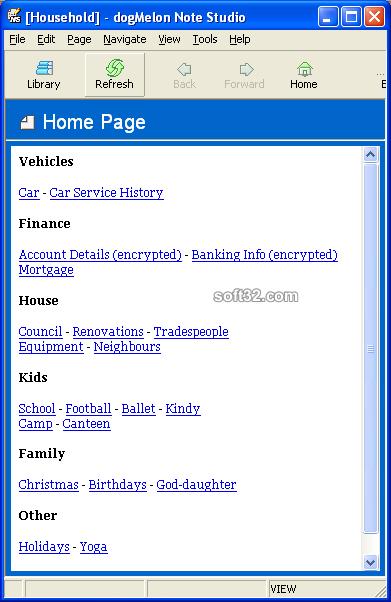 Note Studio for Windows Screenshot 3