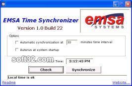 Emsa Time Synchronizer Screenshot 3