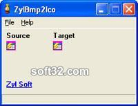 ZylBmp2Ico Screenshot 3