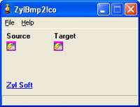 ZylBmp2Ico Screenshot 1