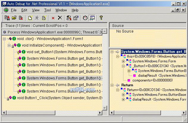 Auto Debug for .Net Screenshot 3