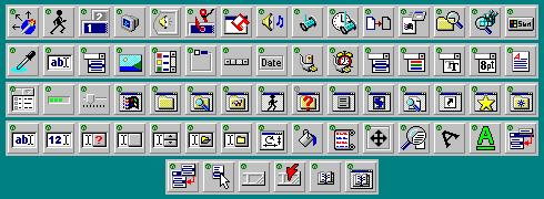 ABF Visual Components Library Screenshot 1