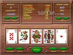 Automatic VideoPoker Screenshot 2
