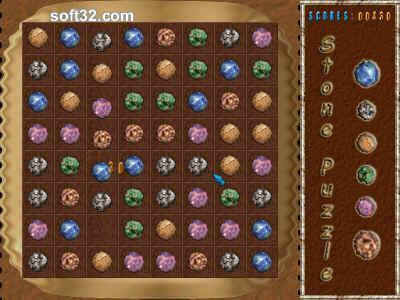Stone Puzzle Screenshot