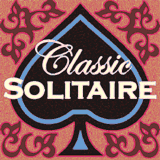 Classic Solitaire (Zire, Tungsten, Treo 600) Screenshot