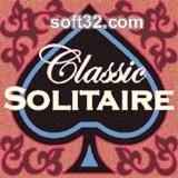 Classic Solitaire (Zire, Tungsten, Treo 600) Screenshot 2