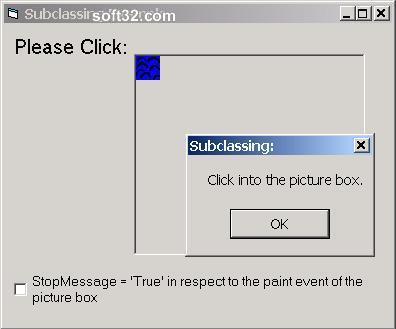 Subclassing ActiveX Screenshot 3