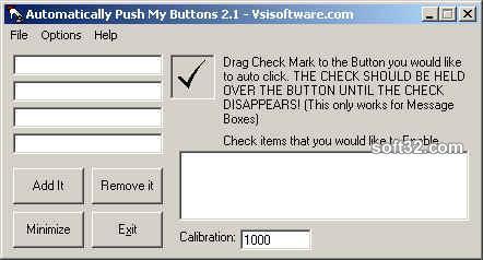 Automatically Push My Buttons Screenshot 3