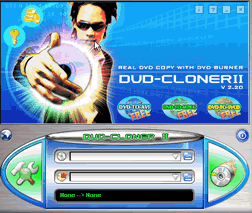 Audio Grab DVD Cloner Pro Screenshot