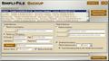 Simpli-File Backup 1