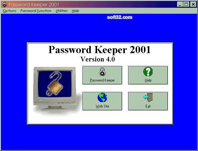 Password Keeper Screenshot 2