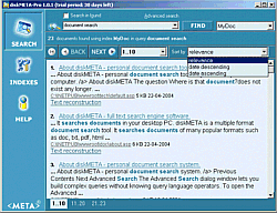 diskMETA-Lite Screenshot 3