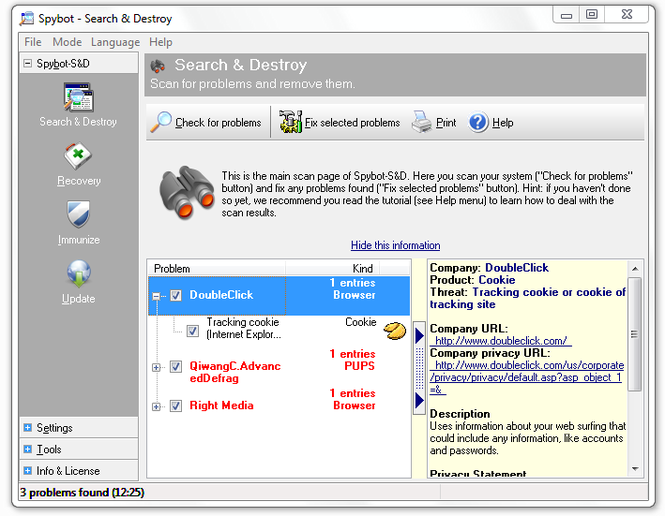 spybot search & destroy 1.6.2.46