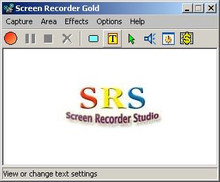 Screen Recorder Gold Screenshot 1