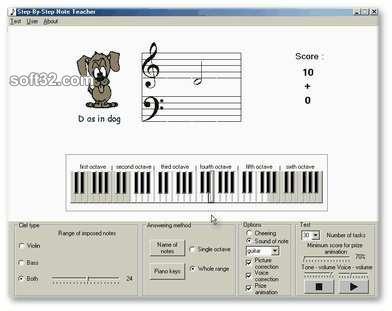 Step by step Note teacher Screenshot 2