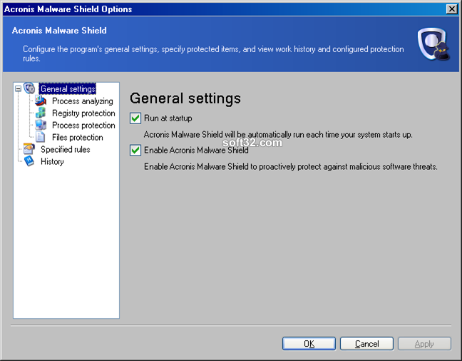 Acronis Privacy Expert Suite Screenshot 4