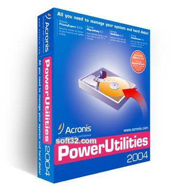 Acronis Power Utilities Screenshot 8