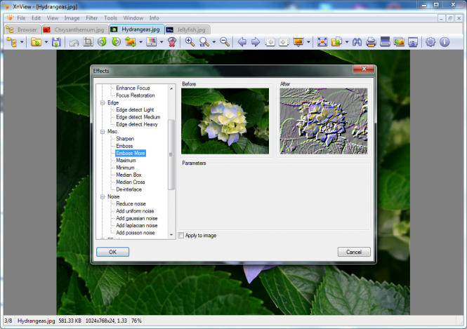 XnView Screenshot 5