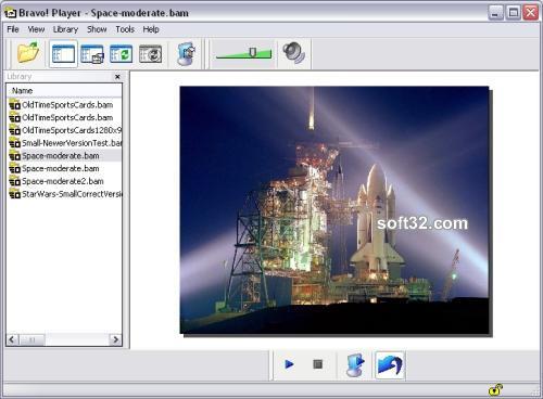 Bravo! Player Screenshot 3