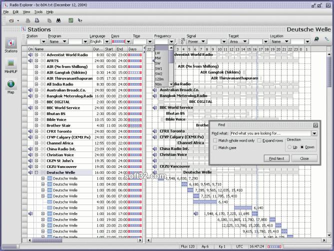 Radio Explorer Screenshot 3