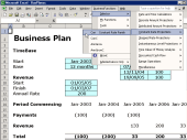 Business Functions Screenshot