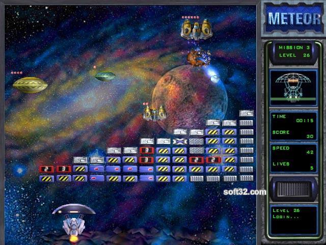Meteor Screenshot 2
