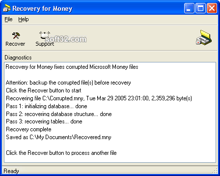 Recovery for Money Screenshot 3
