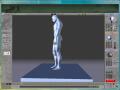 3D Virtual Figure Drawing Studio Male 3