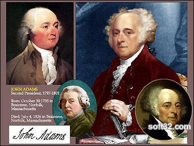 Portraits of American Presidents Screenshot 3