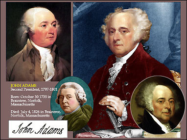 Portraits of American Presidents Screenshot
