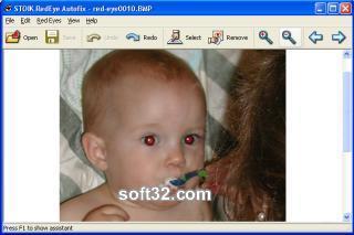 STOIK RedEye Autofix Screenshot