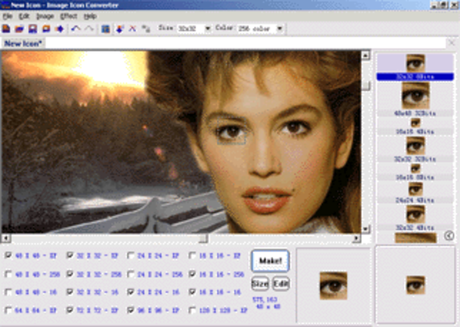 Image Icon Converter Screenshot
