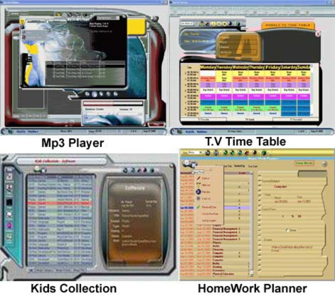 MyLife Music Collections & School 5 user Screenshot