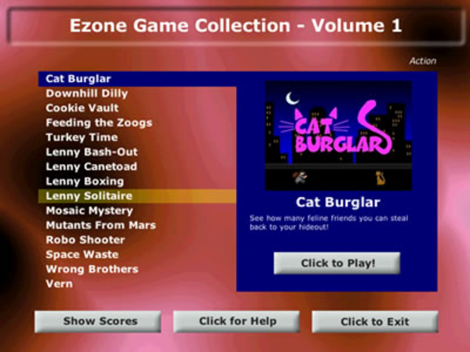 Ezone Game Collection Volume 1 Screenshot