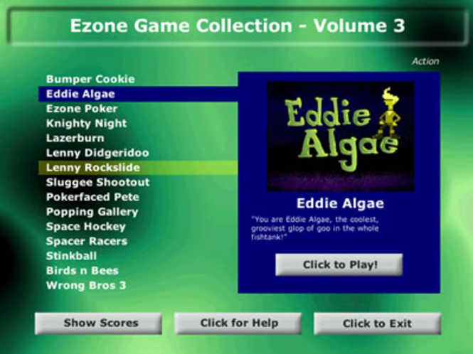 Ezone Game Collection Volume 3 Screenshot
