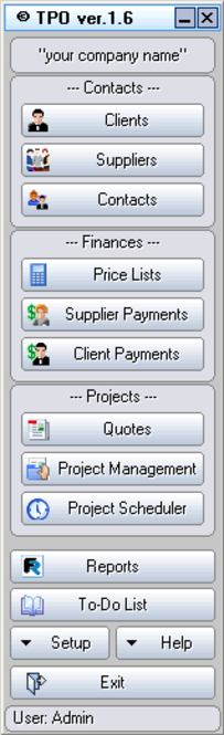 Trans-Project Office Screenshot