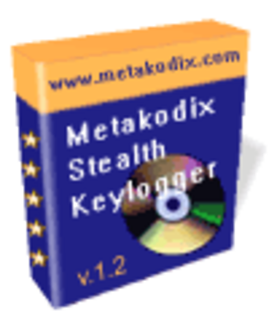 Metakodix Stealth Keylogger Screenshot