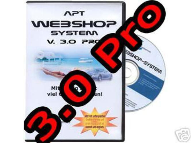 apt-webshop-system Pro Screenshot 1