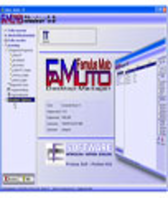 FaMuto Desktop Manager 15 USer SL Screenshot