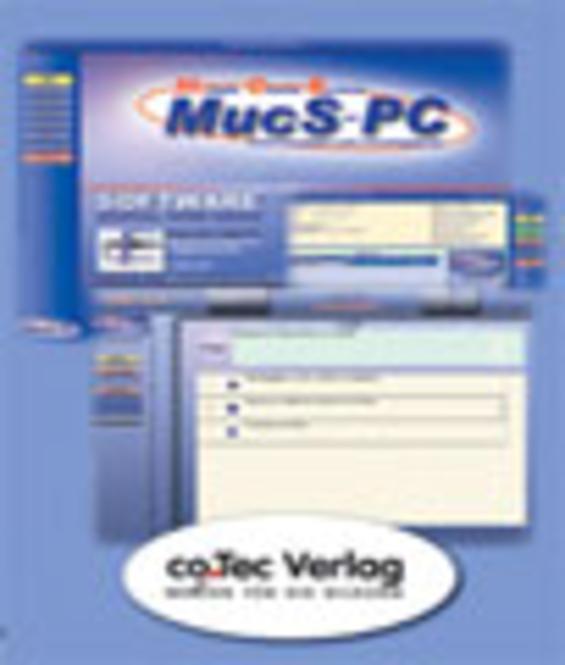 MucS-PC Autorensystem und Lernumgebung 15 User Screenshot
