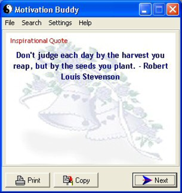 Motivation Buddy Screenshot
