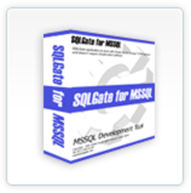 SQLGate for MSSQL Professional Screenshot 1