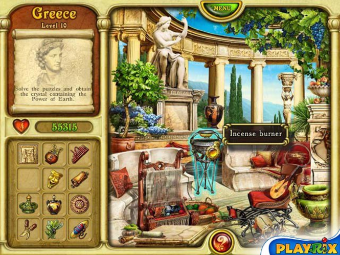 Call of Atlantis Mac by Playrix Screenshot 1