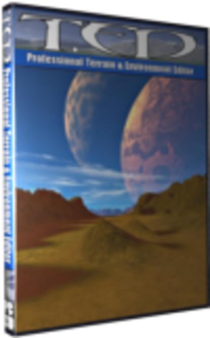 T.ED Professional Terrain Editor Screenshot