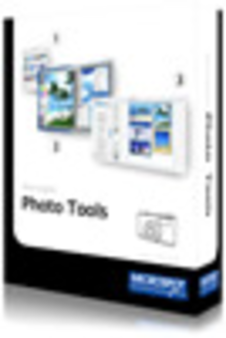 Photo Tools CD Package Screenshot