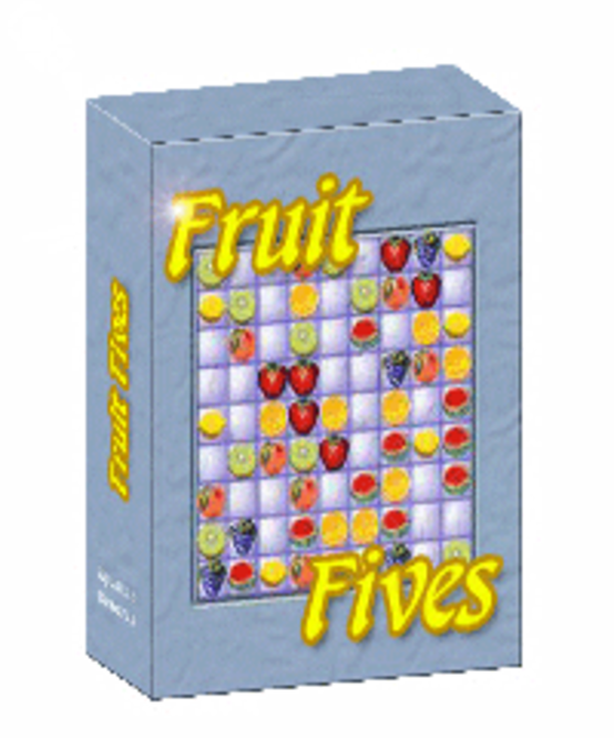 Fruit Fives Deluxe! Screenshot