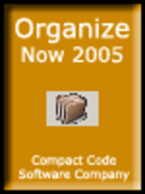 Organize Now 2005 Screenshot