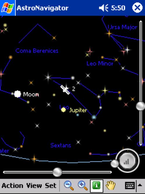 VITO AstroNavigator II Screenshot 1